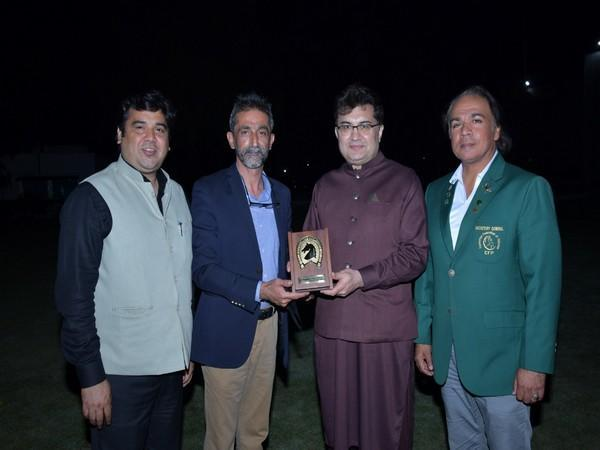 Pakistan High Commission welcome national tent pegging side