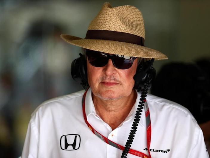 McLaren chief Mansour Ojjeh resigns as part of company restructure