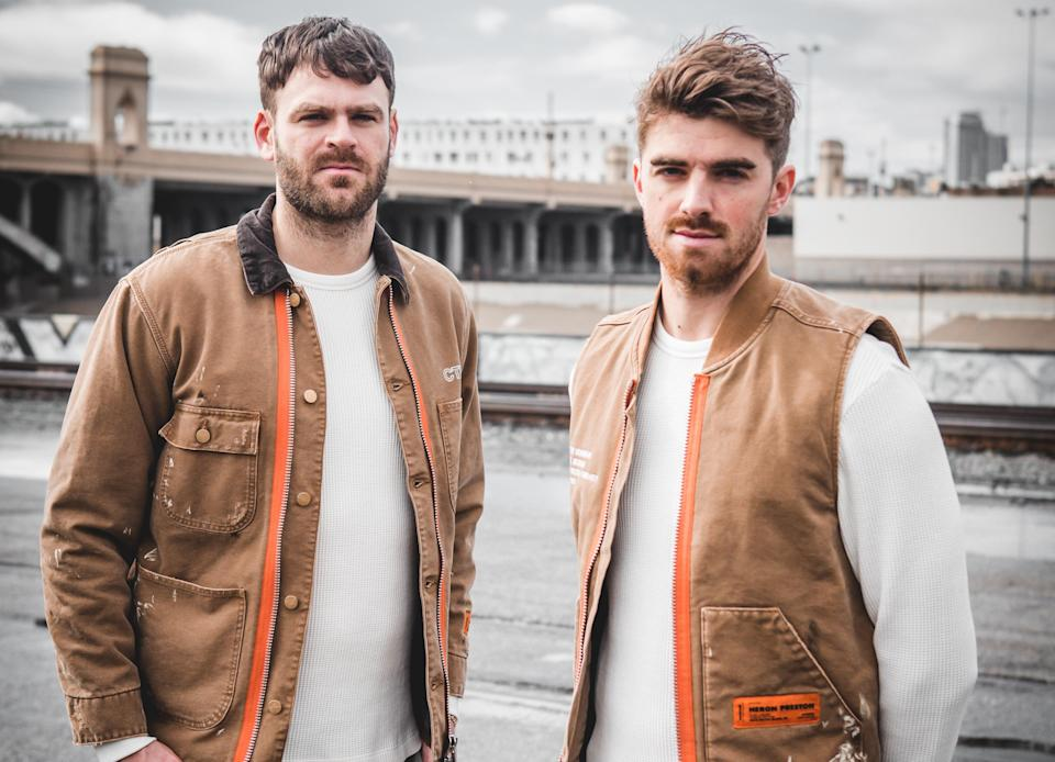 The Chainsmokers. (PHOTO: Live Nation)