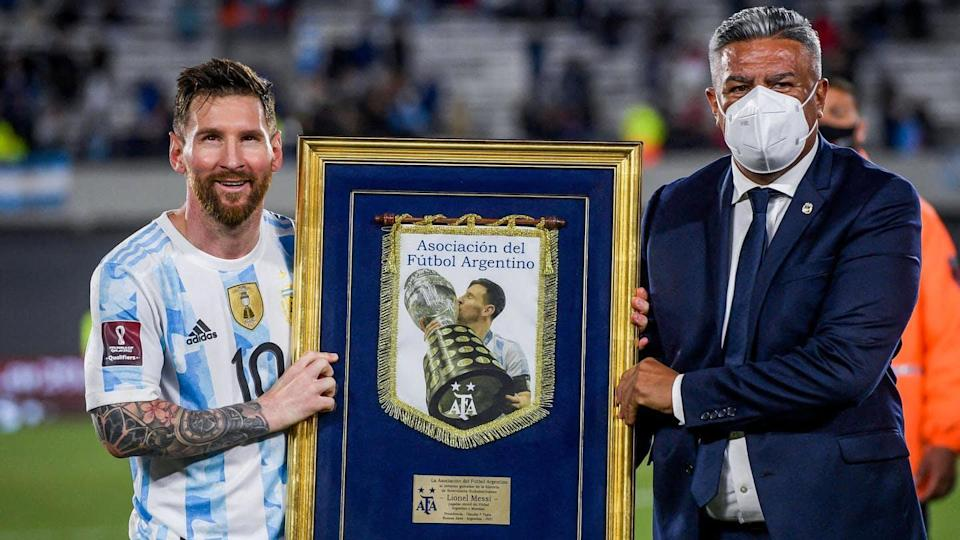 Lionel Messi scores his 80th international goal: Key numbers