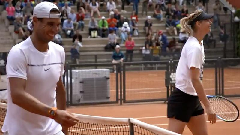 Nadal, Thiem on Early Collision Course in Rome; ATP Preview