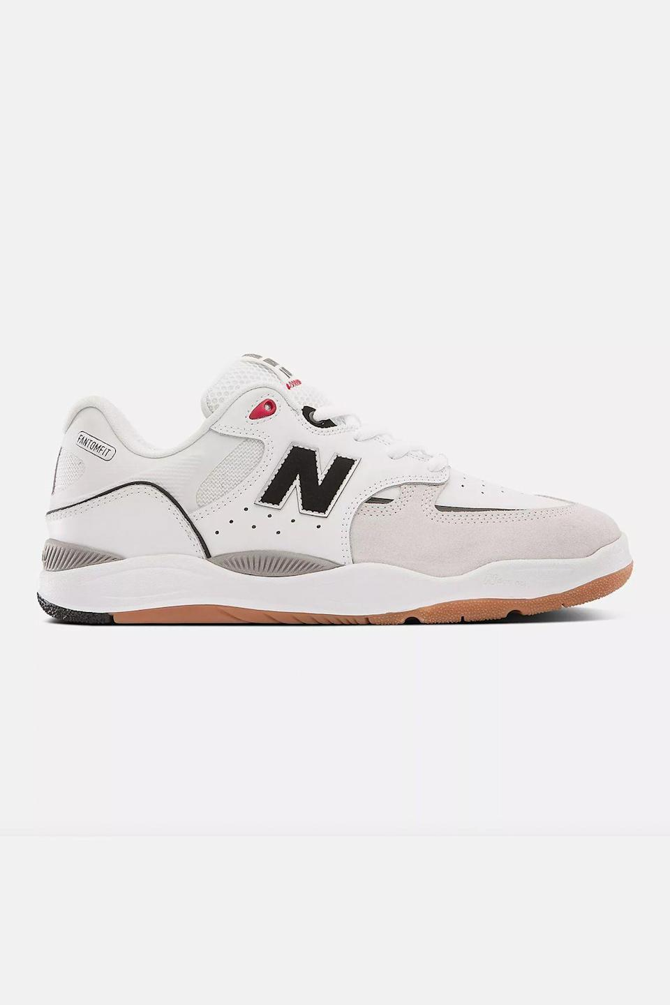 """<p><strong>New Balance</strong></p><p>newbalance.com</p><p><strong>$99.99</strong></p><p><a href=""""https://go.redirectingat.com?id=74968X1596630&url=https%3A%2F%2Fwww.newbalance.com%2Fpd%2Fnm1010%2FNM1010V1-35798.html&sref=https%3A%2F%2Fwww.townandcountrymag.com%2Fsociety%2Ftradition%2Fg37681411%2Fprincess-diana-sweatshirt-biker-shorts-outfit-inspiration%2F"""" rel=""""nofollow noopener"""" target=""""_blank"""" data-ylk=""""slk:Shop Now"""" class=""""link rapid-noclick-resp"""">Shop Now</a></p><p>Like in her other ensembles, Diana paired this outfit with chunky white sneakers and white crew socks. </p>"""