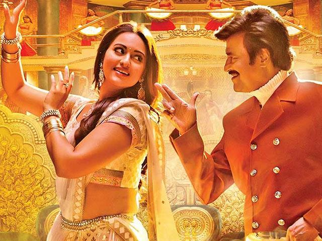 <p>The actress romanced Rajinikanth, who is 40 years elder to her in the 2014 film Lingaa. While the film marked her Tamil debut, the age difference was so huge that Rajini reportedly said that shooting duets with Sonakshi was more difficult than doing stunts, as he had known her since she was a baby, and she had grown up with his daughters. The film failed to capitalise on the Rajini magic though, and flopped at the box office.  </p>