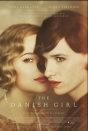 """<p>Loosely based on the story of the Danish painter Lili Elbe as she transitions to female in the 1930s, as well as her love for fellow artist Gerda Wegener, this film is a beautiful exploration of unconditional love.</p><p><a class=""""link rapid-noclick-resp"""" href=""""https://www.netflix.com/title/80058477"""" rel=""""nofollow noopener"""" target=""""_blank"""" data-ylk=""""slk:WATCH NOW"""">WATCH NOW</a></p>"""