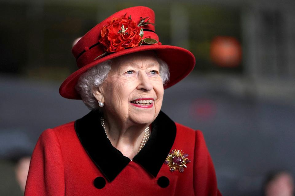 The Queen has only recently returned to in-person public engagements. (Getty Images)