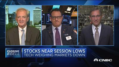 Discussing the current state of the markets with John Traynor, People's United Wealth Management; Peter Costa, Empire Executions; and CNBC's Rick Santelli.