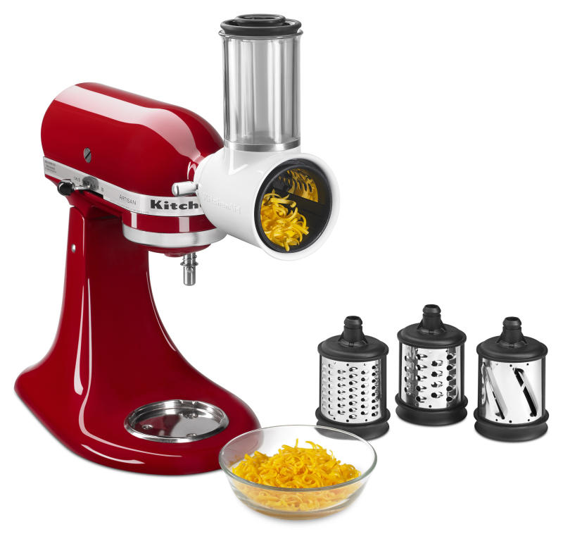 New attachments help make kitchenaid stand mixer a true for Kitchenaid 0 finance