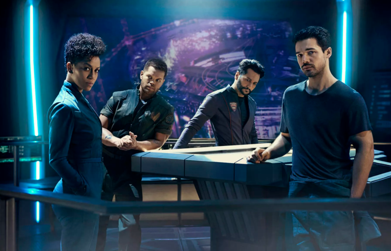 'The Expanse' finds a new home on Amazon Prime