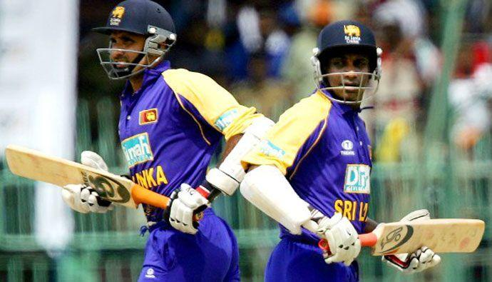 Atapattu (L) and Jayasuriya (R) has forged a successful partnership in ODIs for almost a decade