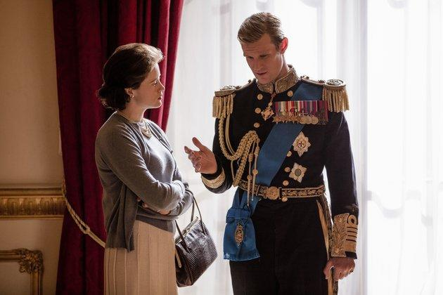 Neither Claire nor Matt will appear in the third series of 'The Crown'