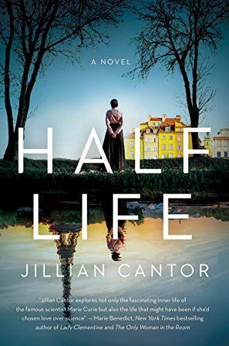"""<p><strong>Jillian Cantor</strong></p><p>amazon.com</p><p><strong>$14.99</strong></p><p><a href=""""https://www.amazon.com/dp/0062969889?tag=syn-yahoo-20&ascsubtag=%5Bartid%7C10055.g.35904358%5Bsrc%7Cyahoo-us"""" rel=""""nofollow noopener"""" target=""""_blank"""" data-ylk=""""slk:Shop Now"""" class=""""link rapid-noclick-resp"""">Shop Now</a></p><p>In a time when many of us are more tuned in to scientific advances than we've ever been before, this reimagining of what might happen if pioneering scientist Marie Curie had taken a different path is just what the doctor ordered. In parallel timelines, the book explores Curie's actual path and an alternate lifetime, as well as its consequences for the world. </p>"""