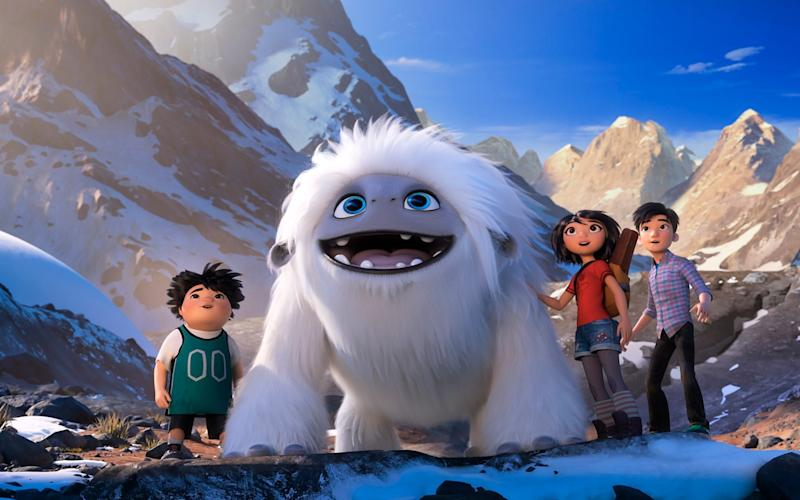 Abominable is the freshest treat at the cinema this week - DreamWorks Animation LLC.
