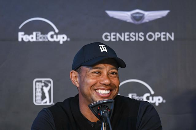 Tiger Woods loves Riviera, but he doesn't love his record there (0 for 11)