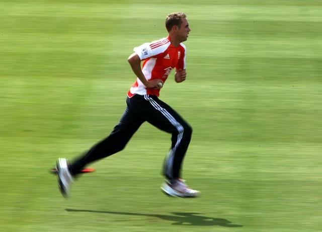 Stuart Broad is England's record wicket-taker in T20