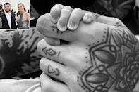 """<p>Gigi Hadid and Zayn Malik <a href=""""https://people.com/parents/gigi-hadid-zayn-malik-welcome-baby/"""" rel=""""nofollow noopener"""" target=""""_blank"""" data-ylk=""""slk:welcomed their first child together"""" class=""""link rapid-noclick-resp"""">welcomed their first child together</a>, a baby girl named Khai, in September 2020.</p> <p>They announced her arrival on Sept. 23, with Malik <a href=""""https://www.instagram.com/p/CFgP88Ml0NF/"""" rel=""""nofollow noopener"""" target=""""_blank"""" data-ylk=""""slk:posting a photo to social media"""" class=""""link rapid-noclick-resp"""">posting a photo to social media</a> captioned, """"Our baby girl is here, healthy and beautiful🙏🏽❤️to try put into words how i am feeling right now would be an impossible task. The love I feel for this tiny human is beyond my understanding. Grateful to know her, proud to call her mine, and thankful for the life we will have together x."""" </p>"""