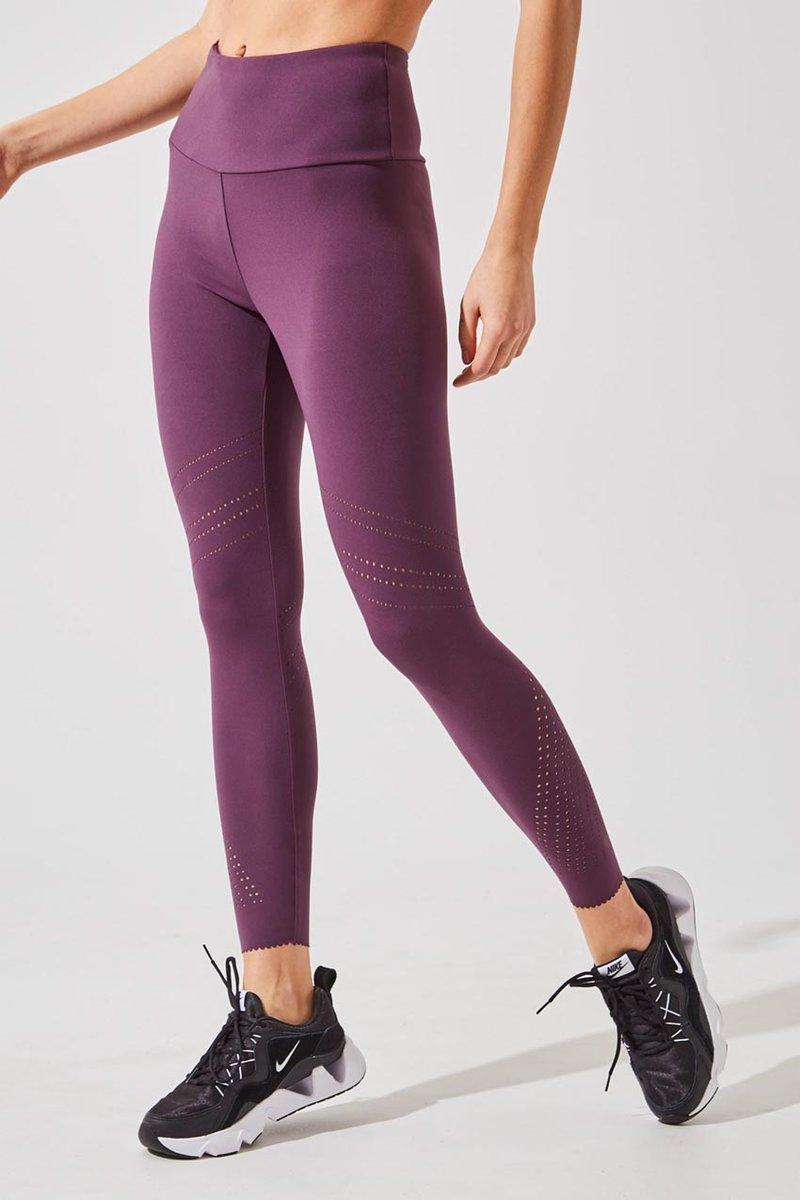 Move High Waisted Recycled Polyester 7/8 Legging. Image via MPG Sport.