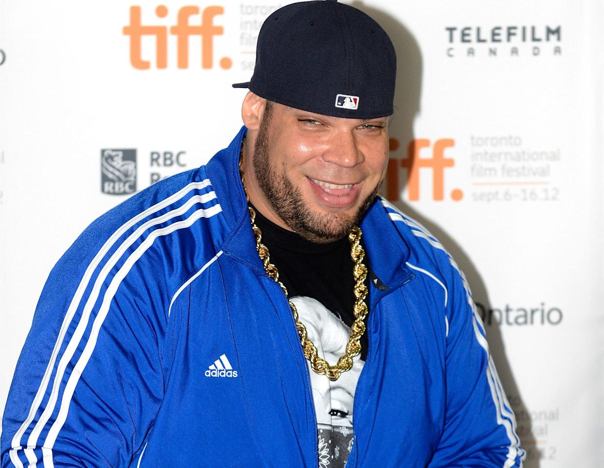 Tyrus set several inappropriate texts to his co-host between November 2018 and January 2019. (Photo: Aaron Harris via Getty Images)
