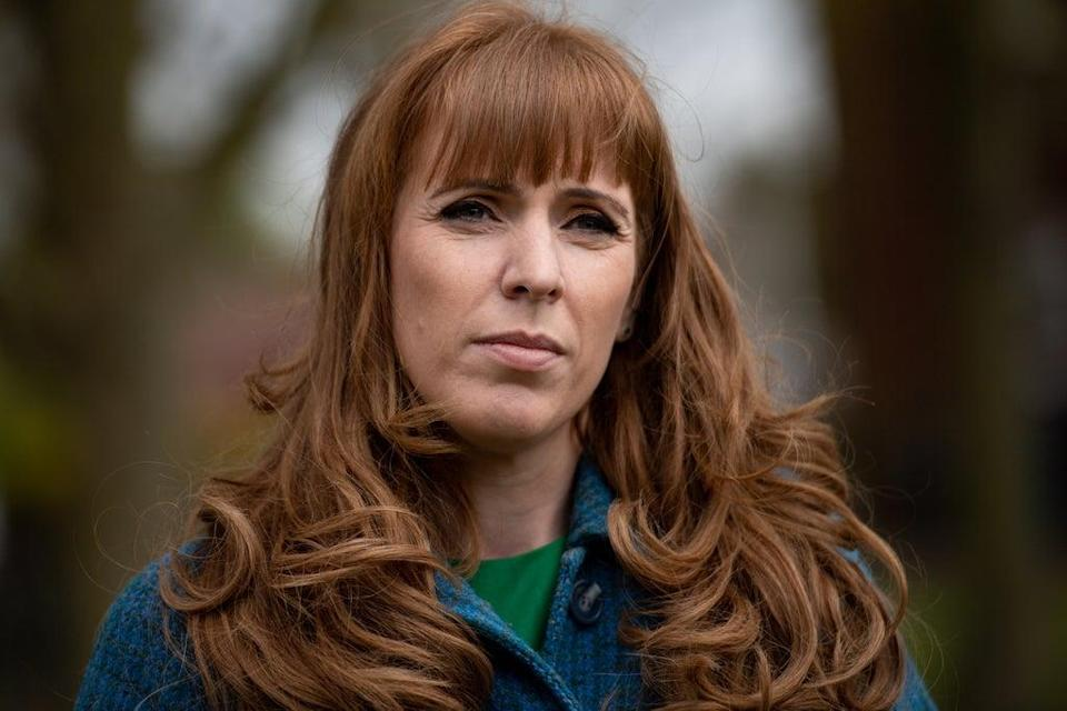 Deputy Labour leader Angela Rayner said key workers needed a pay rise, not a tax rise (Jacob King/PA) (PA Wire)