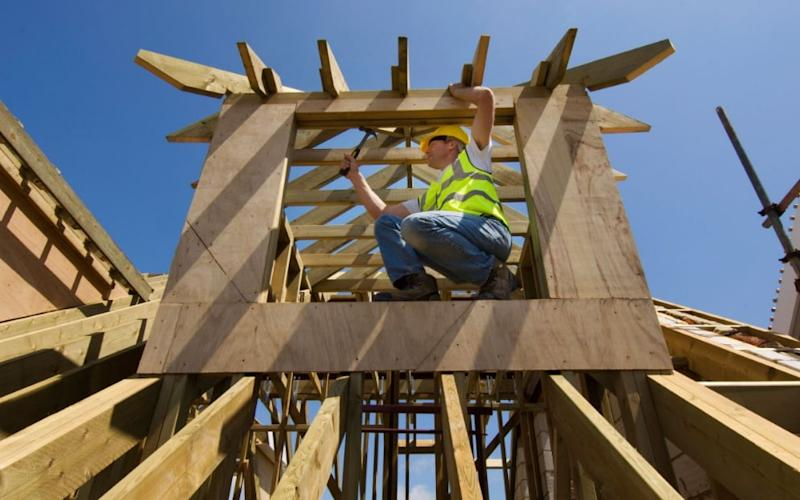 Countryside has built 28pc more homes this year