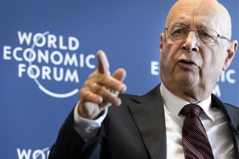 Growth slows, markets feeling good ahead of Davos