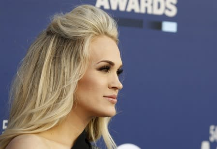 Carrie Underwood and NFL stole 'Sunday Night Football' theme - lawsuit