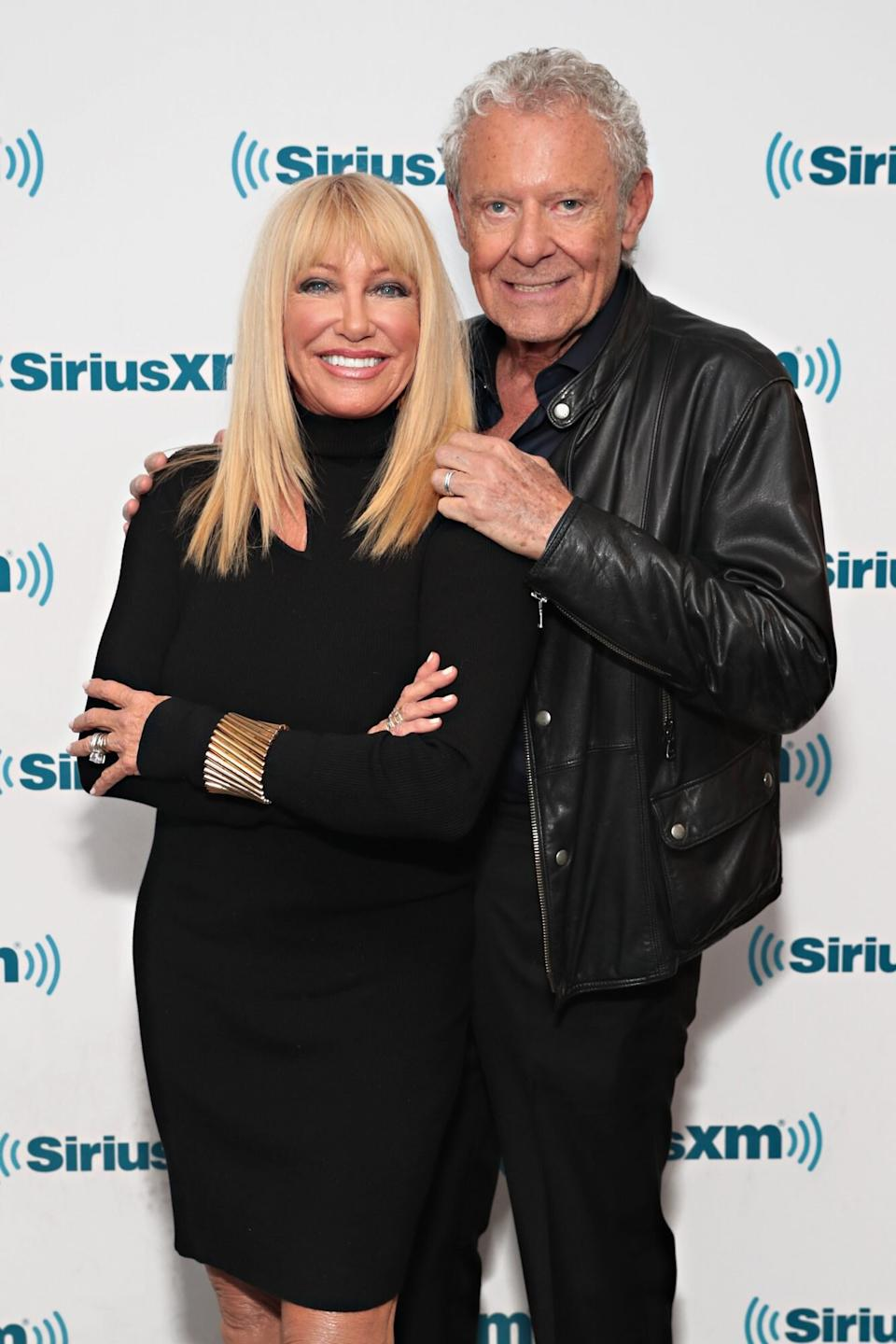 Suzanne Somers Wants to Strip Down for Playboy at 75