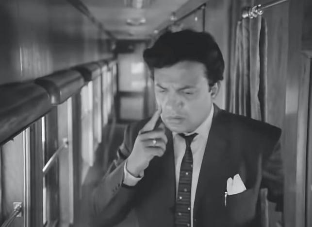 "<div class=""paragraphs""><p>A still from Satyajit Ray's 'Nayak'</p></div>"