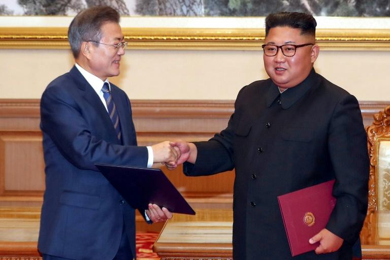 The North's decision to participate in the Pyeongchang Winter Olympics triggered a dramatic diplomatic thaw