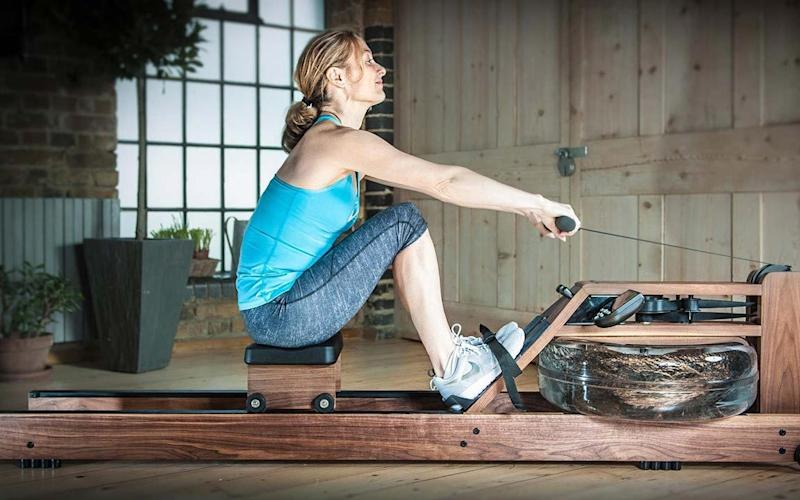 The Nohrd water rower