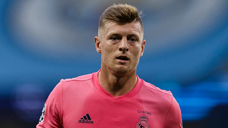 Kroos injury concern for Real Madrid after midfielder suffers muscle problem