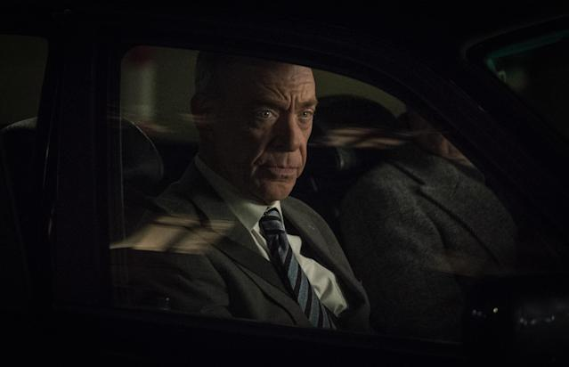 J.K. Simmons stars in 'Counterpart' (Photo: Starz)