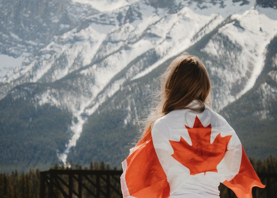 """<span class=""""caption"""">Ideas of Canada's North have predominantly been created by, and importantly for, those living in the South.</span> <span class=""""attribution""""><span class=""""source"""">(Devon Hawkins/Unsplash)</span></span>"""