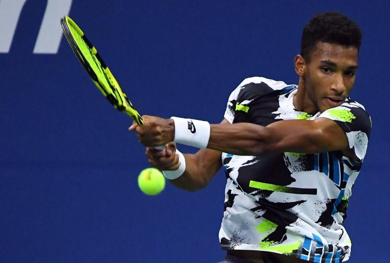 Flawless Auger-Aliassime ends Murray's journey in straight sets