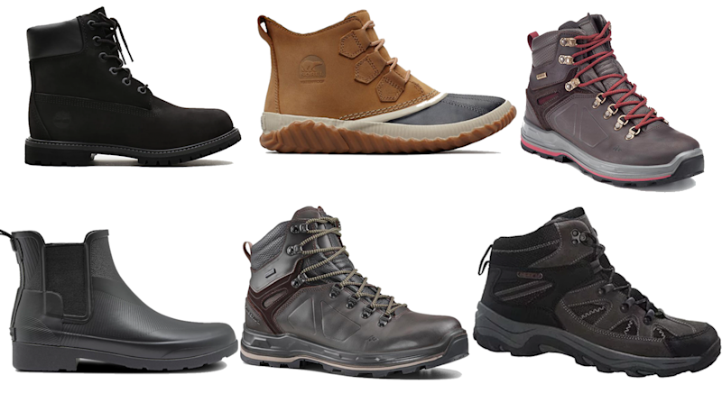 The best waterproof boots to invest in right now [Photo: Yahoo Style UK]