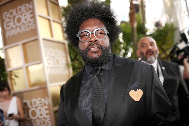 Questlove Speaks at March for Science: We Need to Make Sure Science Belongs to the People'