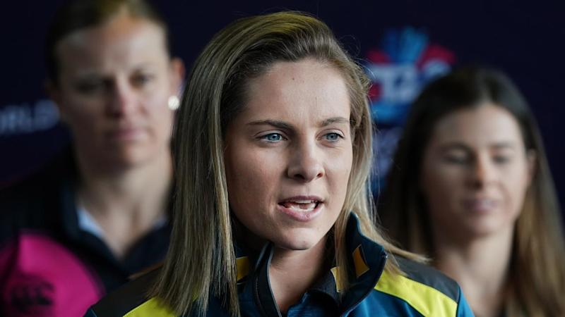 CRICKET WOMENS T20 WORLD CUP MEDIA OPPS