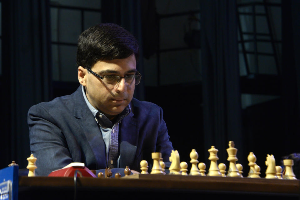 Viswanathan Anand is a chess grandmaster and a former World Chess Champion. Anand became India's first grandmaster in 1988. Anand was also the first recipient of the Rajiv Gandhi Khel Ratna Award in 1991–92, India's highest sporting honour. In 2007, he was awarded the Padma Vibhushan, making him the first sportsperson to receive the award.