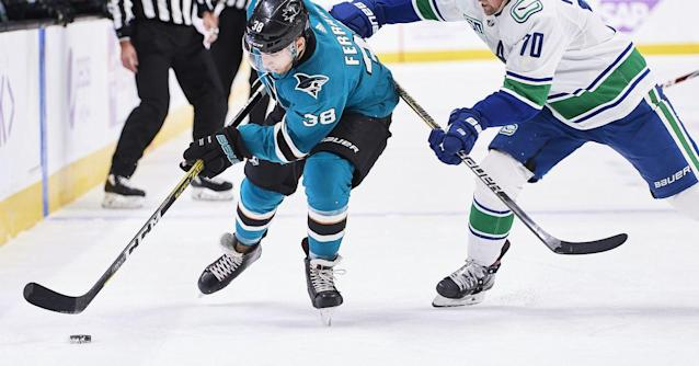 Quick Bites: Sharks drop fifth game to Canucks