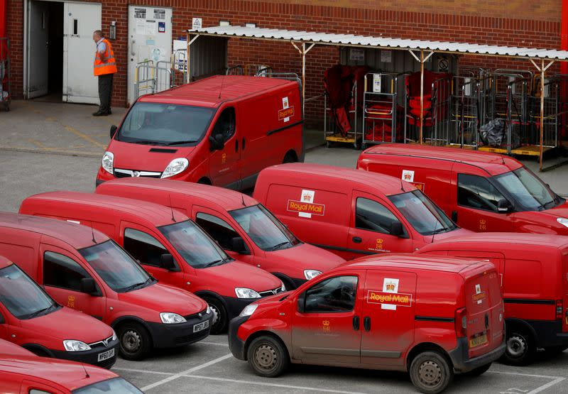 Workers from Royal Mail's largest UK union could strike next month