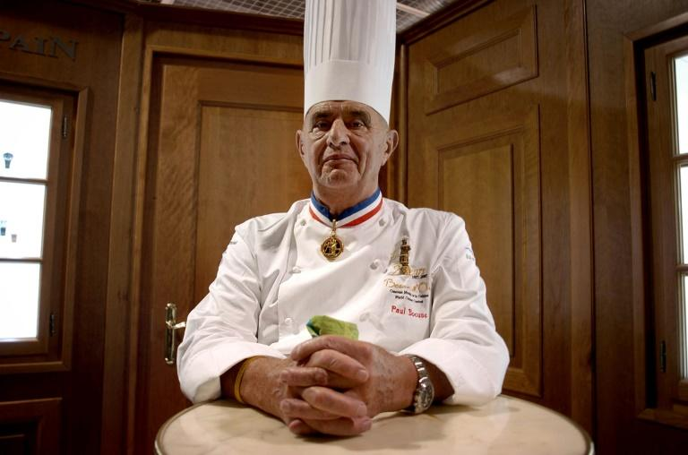 Legendary chef Paul Bocuse is revered as the 'pope' of French cuisine