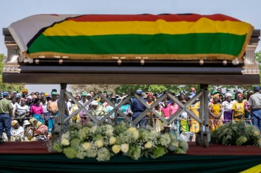 The decision to bury Zimbabwe's ex-president Robert Mugabe at his rural birth place came after weeks of wrangling between his family and the government