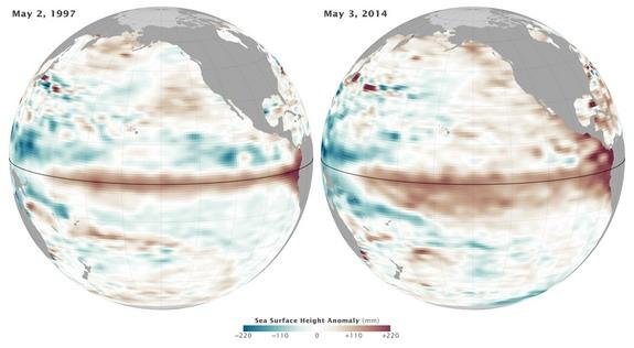 El Niño Likely: 70 Percent Chance by Summer