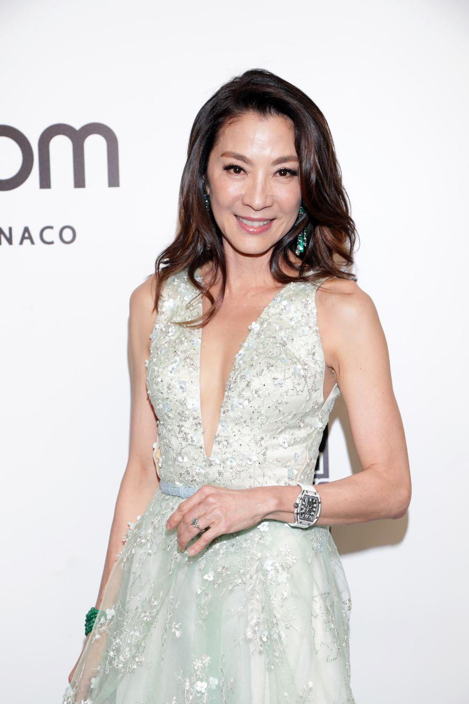 """<p>Bond girl Michelle Yeoh started her ballet training at age 4, and at 15, she studied at the UK's prestigious Royal Academy of Dance. Unfortunately, her ballet career was cut short in college after she <a href=""""http://michelleyeoh.info/Bio/bio.html"""" rel=""""nofollow noopener"""" target=""""_blank"""" data-ylk=""""slk:suffered a spinal injury"""" class=""""link rapid-noclick-resp"""">suffered a spinal injury</a>. </p><p>After teaching the art, Yeoh found herself in Hong Kong action movies, in which her dance skills proved useful. """"This is like choreography,"""" <a href=""""https://www.vanityfair.com/hollywood/2019/01/michelle-yeoh-crazy-rich-asians-star-trek-interview"""" rel=""""nofollow noopener"""" target=""""_blank"""" data-ylk=""""slk:she told Vanity Fair"""" class=""""link rapid-noclick-resp"""">she told <em>Vanity Fair</em></a><em>. </em>Her acting career landed her roles in Ang Lee's <em>Crouching Tiger, Hidden Dragon </em>and <em>Crazy Rich Asians.</em></p>"""