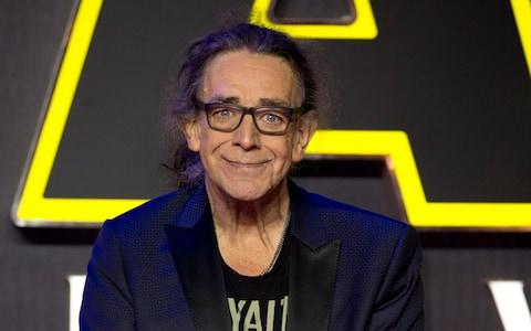 """Peter Mayhew at the """"Star Wars-The Force Awakens"""" European Premier in Leicester Square, London 16 December 2015 - Credit: Heathcliff O'Malley"""