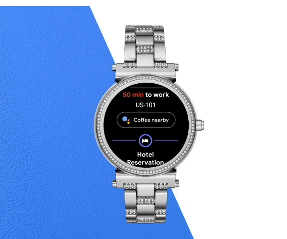 Google has a long way to go to catch up to Apple in the smartwatch space, but some major improvements to the WearOS and a watch of its own could do the trick. (Image: Google)