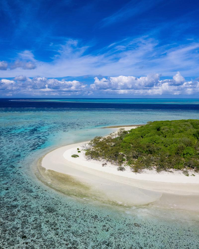You can now get an Uber from Heron Island