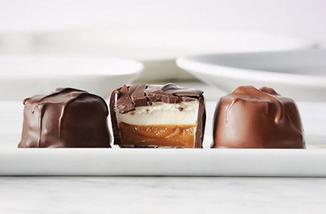"""<p><strong>Where:</strong> Los Angeles (and nationwide)</p>  <p>It's all in the family at . Started by a mother-son team in 1921, the company continues to sell its """"old-time candies"""" in shops throughout the US. Customers can satisfy their sweet tooth with cream- and caramel-filled chocolates, or sample a box of """"nuts and chews"""" with California-grown walnuts and almonds. Popular confections include the signature gold-wrapped lollypops and """"California brittle"""" made with toffee brittle and milk chocolate.</p>  <p><strong>Plan Your Trip: </strong>Visit </p>"""