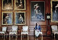 "<p>Charles Spencer inherited Althorp in 1992 at the age of just 27. His magnificent 13,500-acre estate features a 90, yes, 90-room Grade I-listed stately home, showcasing one of Europe's finest private collections of furniture, paintings and ceramics. </p><p>You can travel to Althorp in Northampton by train - in this case, on the <a href=""https://www.goodhousekeepingholidays.com/tours/althorp-northamptonshire-belmond-british-pullman-train-earl-spencer-tour"" rel=""nofollow noopener"" target=""_blank"" data-ylk=""slk:Belmond British Pullman"" class=""link rapid-noclick-resp"">Belmond British Pullman</a>. After toasting to high society, Earl Spencer will take your arm and guide you on a private tour of his home and art collections.</p><p><a class=""link rapid-noclick-resp"" href=""https://www.goodhousekeepingholidays.com/tours/althorp-northamptonshire-belmond-british-pullman-train-earl-spencer-tour"" rel=""nofollow noopener"" target=""_blank"" data-ylk=""slk:VISIT WITH GH"">VISIT WITH GH</a></p>"