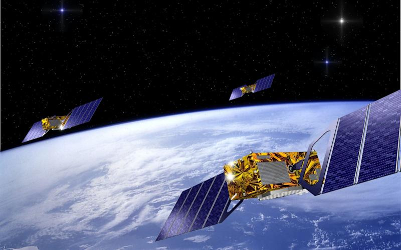 The Galileo satellite programme provides a European-funded navigation service which is more accurate than the previous US GPS one - Reuters