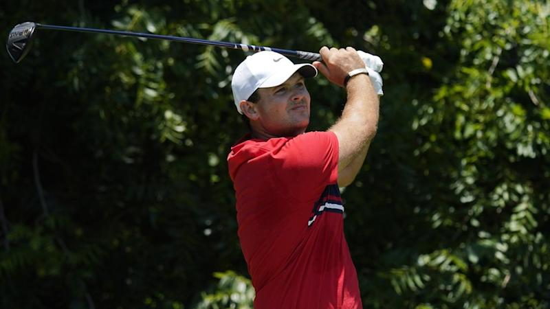 Patrick Reed carded a seven-under par 63 to stay in the hunt at the Charles Schwab Challenge